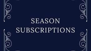 Buy Season Subscriptions Now!