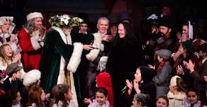 Frank Ryan - 400 Performances in Scrooge!