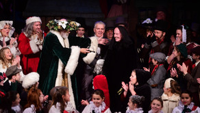Frank Ryan - 400 Performances in Scrooge!