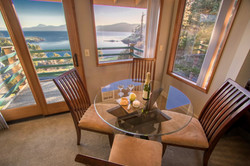 Water View Dining in Your Unit