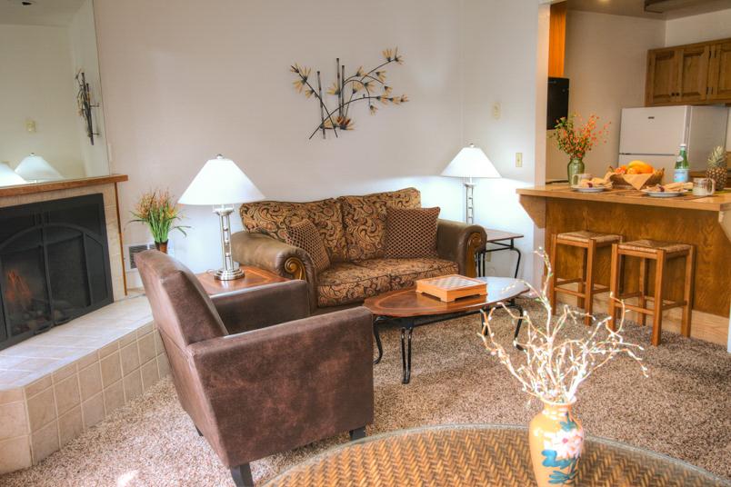 Landmark Open Living/Dining Room