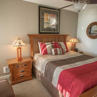 Bedroom Example Landmark Orcas Island Hotel
