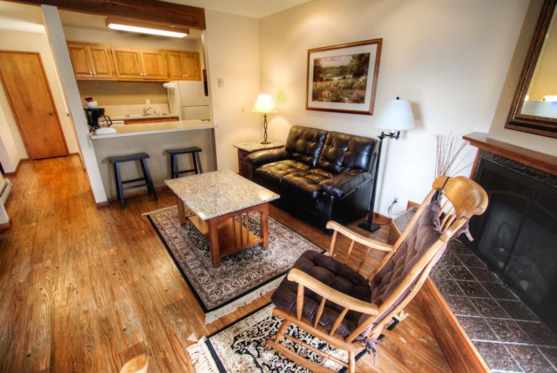 A Landmark Living Room