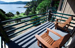 Waterview Deck: Perfect for Relaxing