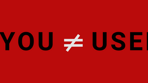 Your are not user !