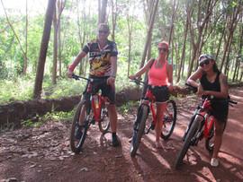 Mountain Bike Tours Koh Lanta Thailand
