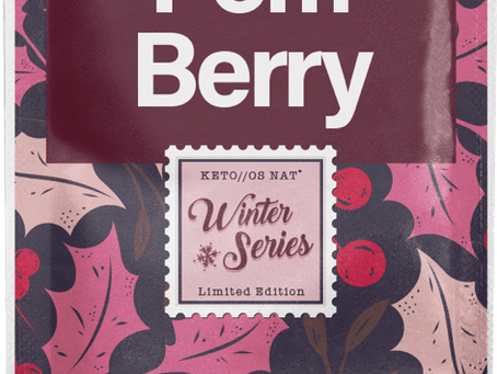 Pruvit's KETO OS NAT® Pom Berry Flavor