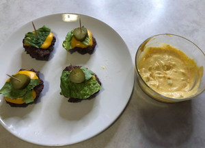 Keto Big Mac Bites (Low Carb)