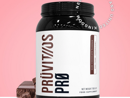 Pruvit//OS PRO Dark Chocolate Now Available