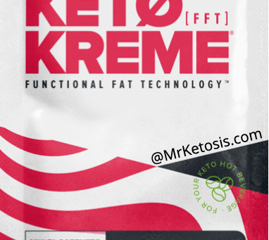 Introducing KETO KREME Peppermint Mocha!