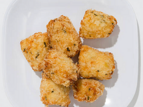 Low Carb Cheesy Tater Tots