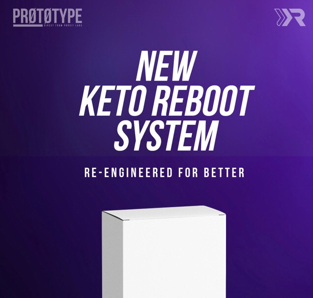 Pruvit new 60 Hour Keto Reboot Kit