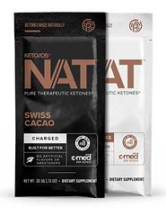 Pruvit's Keto OS NAT Swiss Cacao Ketones