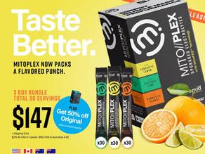Introducing The MITO PLEX ™ Citrus Pack