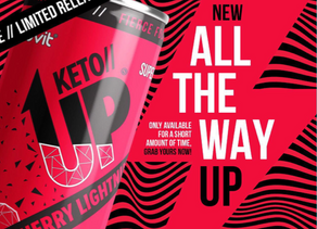New KETO//UP® Flavor Alert!