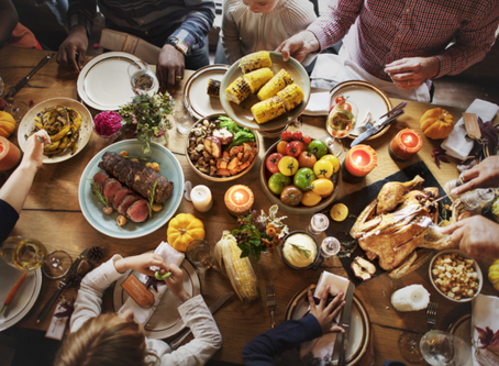 How to have a Guiltless Gobble