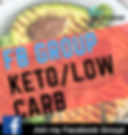 keto and low carb eating food group
