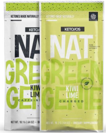 Pruvit's Keto OS Nat Kiwi Lime