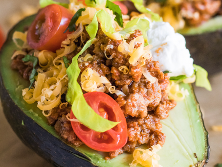 Try this Taco Stuffed Avocados Recipe