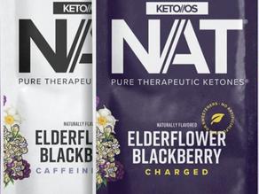 KETO OS NAT, Elderflower Blackberry