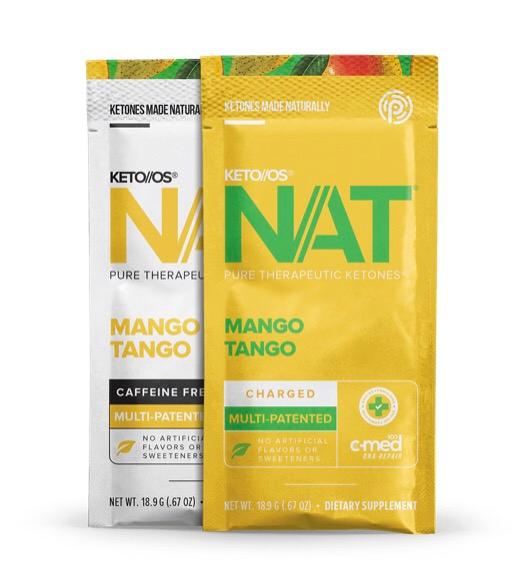 Keto OS Mango Tango