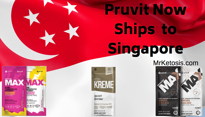 Pruvit Keto OS NAT now available in Singapore