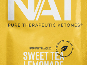 Pruvit's KETO//OS NAT® Sweet Tea Lemonade