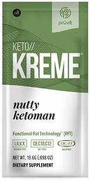 Pruvit's Keto OS Kreme Nutty Ketoman