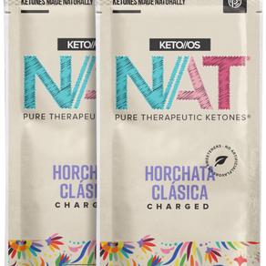 Pruvit's KETO OS NAT – Horchata Clásica