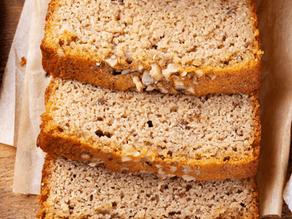 Keto Banana Bread Recipe (Low Carb)