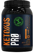 Pruvit's Keto OS Orange Dream Protien