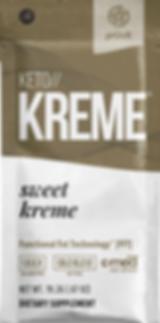 Pruvit's Keto Kreme - Sweet Kreme