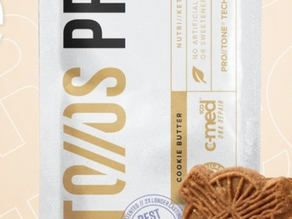 KETO OS PRO Cookie Butter