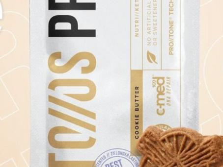 Pruvit's KETO OS PRO Cookie Butter Shake