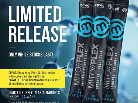 Mito//Plex Limited Release in Asia