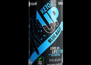 Introducing KETO UP Blue Razz