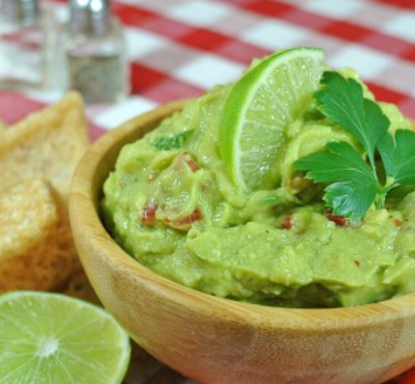 Mexican Easy Guacamole Recipe