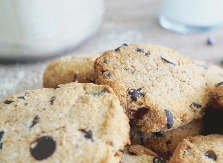 Chocolate Chip Keto Cookies