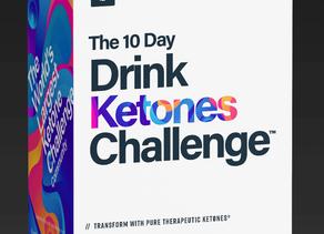 10 Day Drink Ketones Challenge