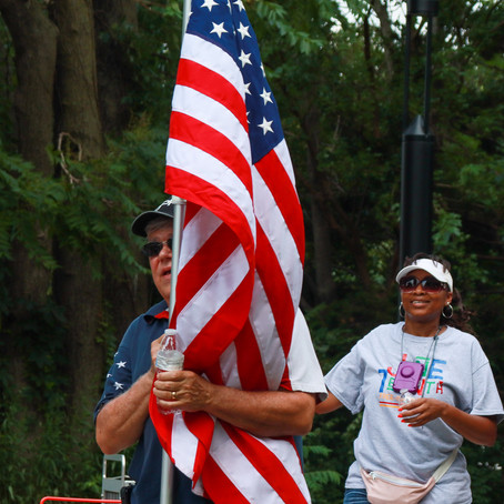 Juneteenth - Johnson County, KS Rally