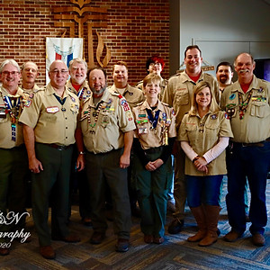 Troop 387 60th Anniversary