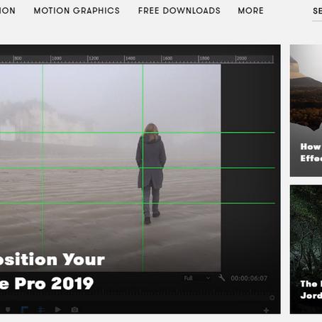 Excellent Videographer Website