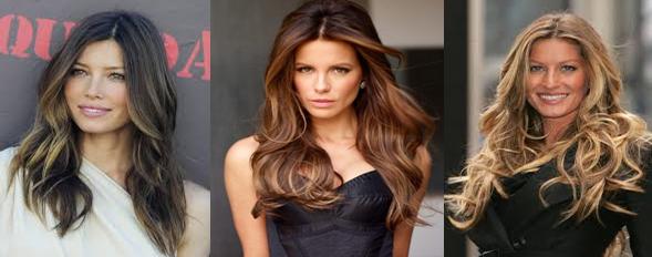 Hair Trends: Ombrè? Sombrè? Now Tortoise?! #haircolor #balayage #highlights #giselehair #jessicabiel