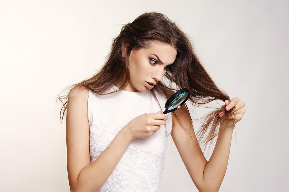 Healing Hair Damage or Hair Loss