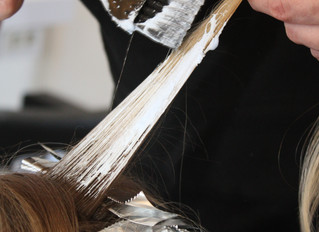Different types of Balayage Styles