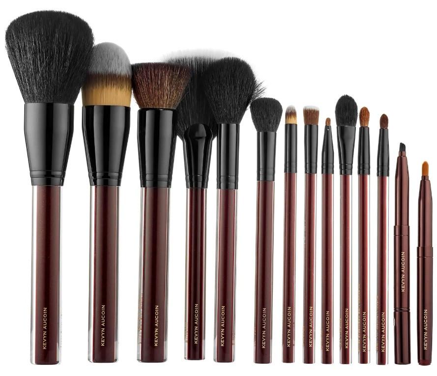Sara's Professional Makeup Kit #mua #makeupartist #makeupbrushes