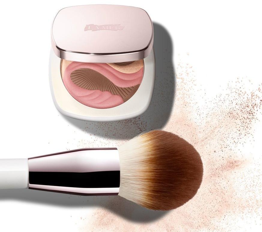 Anti-Aging Makeup Tips #lamerbronzingpowder