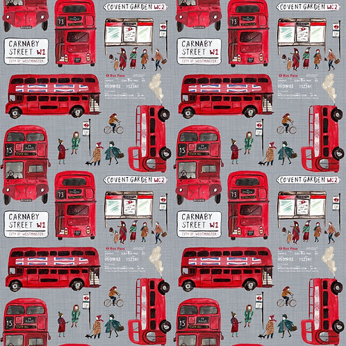 London Bus (T-shirt and Dresses)
