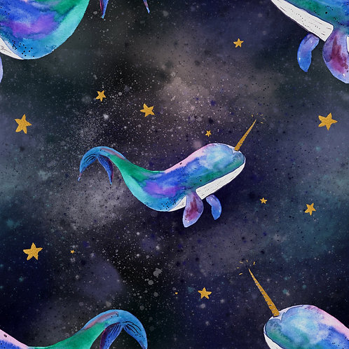 Narwhals at Midnight (T-shirt and Dresses)