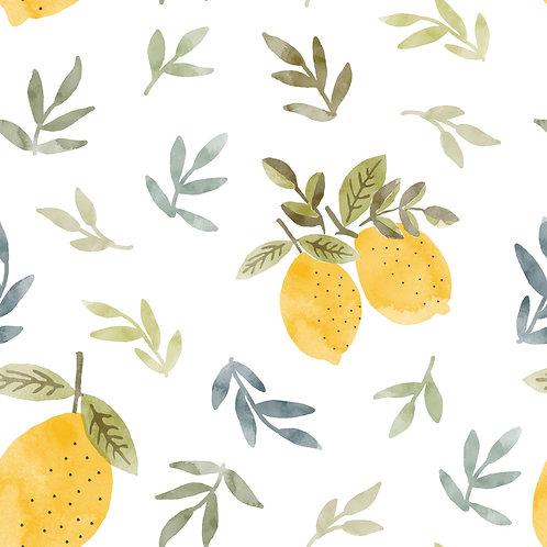 Lemons (T-shirt and Dresses)